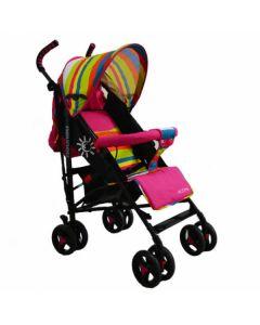 Kišobran kolica Modena Pink sa zimskom navlakom za noge