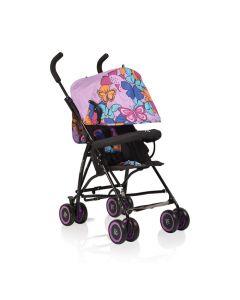 Kišobran kolica za bebe Billy Purple Butterfly