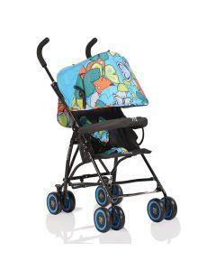 Kišobran kolica za bebe Billy Blue Butterfly