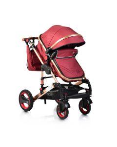 Kolica za bebe Gala Red