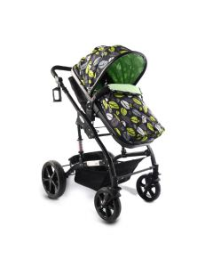 Kolica za bebe Pavo Green