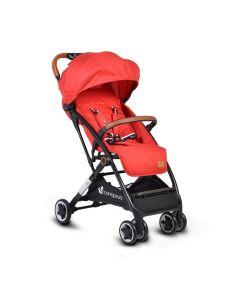 Kolica za bebe Paris crvena