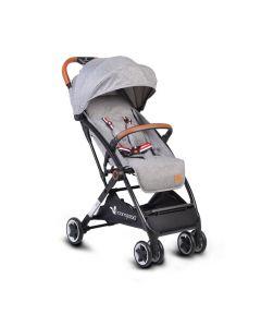 Kolica za bebe Paris siva