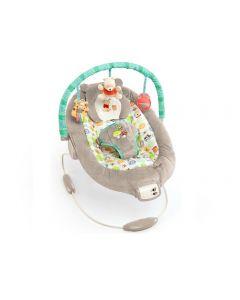 KIDS II Disney Baby Lezaljka Winnie The Pooh Dots & Hunny