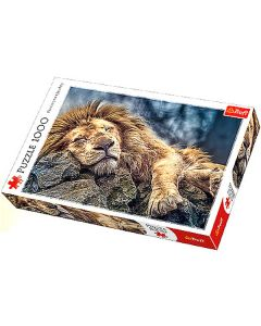 Trefl Puzzle Sleeping Lion 1000 kom