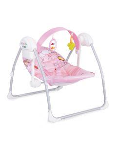 Ljuljaška za bebe Cangaroo party pink