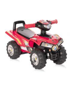 LORELLI GURALICA RIDE-ON CAR ATV - RED
