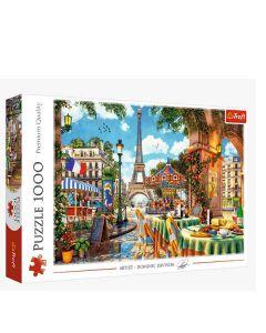 Trefl puzzla Parisian morning 1000kom