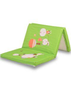 Podloga za prenosivi krevetić Zelena