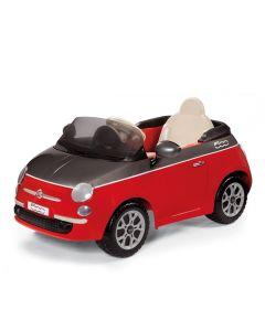 PEG PEREGO AUTO NA AKUMULATOR (6V) - FIAT 500 RED/GRIGIA