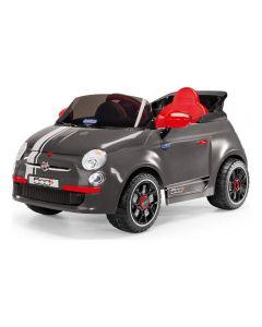 PEG PEREGO AUTO NA AKUMULATOR (6V) - FIAT 500 S GRIGIO