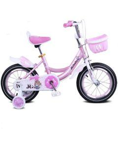 Bicikl za decu 16″ roze
