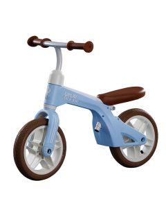 QPlay Dečiji balans bicikl Tech Air Blue