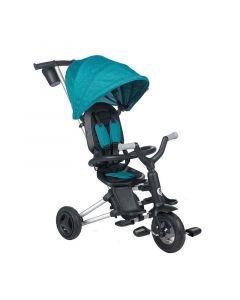 Tricikl QPlay NOVA Green Blue