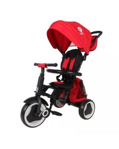 Tricikl Rito Plus 3u1 Red