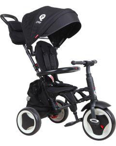 Tricikl Rito Plus 3u1 Black