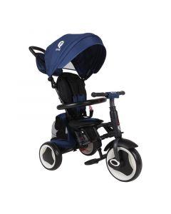 Tricikl Rito Plus 3u1 Blue