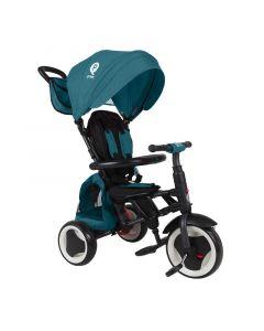 Tricikl Rito Plus 3u1 Green blue