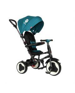 Tricikl Rito 3u1 green/blue