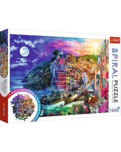 Trefl Puzzle Slagalica Spiral Magical places