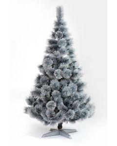 Srebrna Novogodišnja jelka 180cm