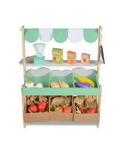 Supermarket - pijaca Drvena igračka