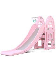 Tobogan Verena 172cm + Koš - Pink
