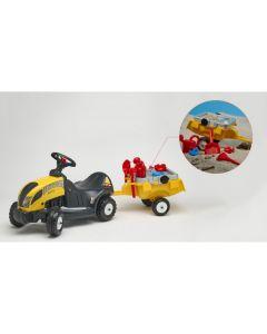 Traktor guralica Baby Constructor 3055E