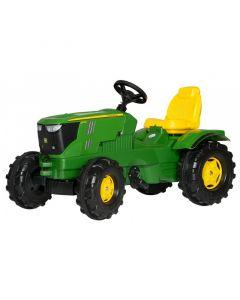 Traktor na pedale  Rolly Toys Farm John Deere 6210R
