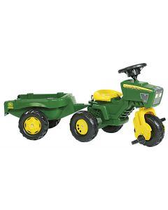 Traktor na pedale Rolly Toys John Deere sa prikolicom
