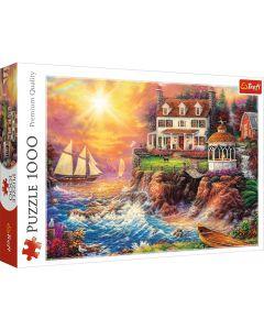 Trefl Puzzle A Quiet Heaven 1000 kom