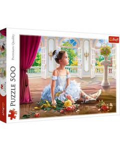 Trefl Puzzle Little ballet dancer 500 kom