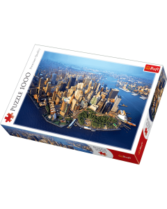 Trefl Puzzle New York 1000 kom