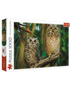 Trefl Puzzle Owls 1000 kom