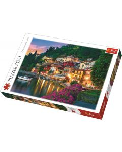 Trefl Puzzle Slagalica Lake Como 500 kom