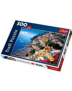Trefl Puzzle Slagalica Positano Italy 500 kom