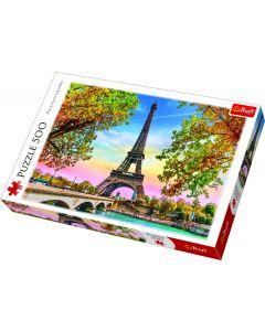 Trefl Puzzle Slagalica Romantic Paris 500 kom