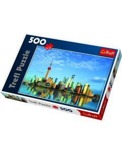 Trefl Puzzle Slagalica Shanghai, China 500 kom