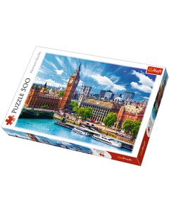Trefl Puzzle Slagalica Sunny day in London 500 kom