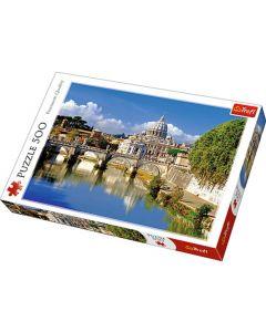 Trefl Puzzle Slagalica Vatican, Rome, Italy 500 kom