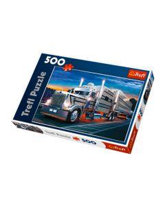 Trefl Puzzle Slagalice Silver Truck 500 kom