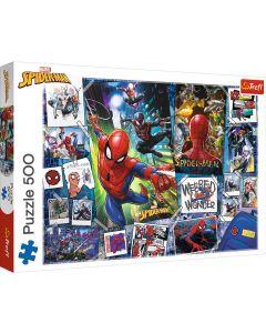Trefl Puzzle Spider-man 500 kom