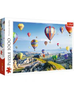 Trefl Puzzle The view in Cappadocia 1000 kom