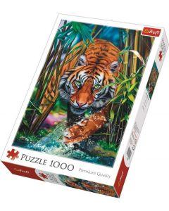 Trefl Puzzle Tiger 1000 kom
