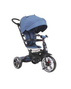 Tricikl Qplay Prime 6u1 Blue