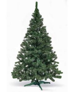 Zelena novogodišnja jelka 220cm